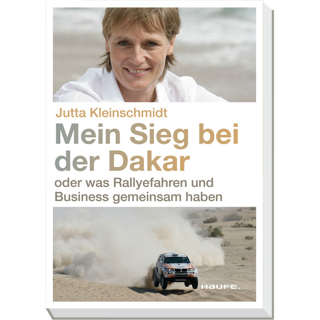 Jutta Kleinschmidt Buch: Mein Sieg bei der Dakar