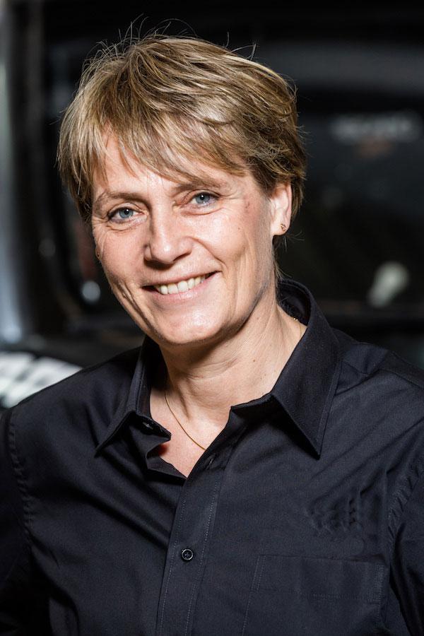 Jutta-Kleinschmidt-Portrait