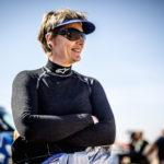 Jutta Kleinschmidt bei der Abu Dhabi Desert Challenge 2016