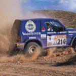 Rallye Dakar 1995