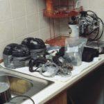 Jutta's Küche 1987