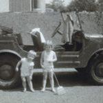 mit Schwester Ruth 1964