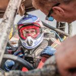 2015 German Offroad Masters (GORM) 24 Stunden Rennen im polnischen Olszyna, Jutta Kleinschmidt