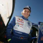 Jutta Kleinschmidt bei der Dakar Rallye 2006