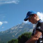 Radtour von Monaco bis Salzburg 2003