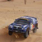 Tunesien Rallye 2005